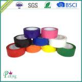 Nastro decorativo dell'imballaggio di colore di BOPP