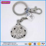 2015 최신 디자인 형식 다이아몬드 Jewellry 펀던트 소형 단화 열쇠 고리