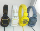 De verbazende Correcte Hoofdtelefoon van de Muziek van de Kwaliteit met Gealigneerde Mic