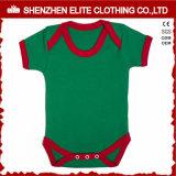 Organisches Baumwollweihnachtsbaby kleidet Spielanzug