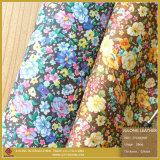 Farben-Blumen-Tuch-Gewebe-Leder für Schuh, Beutel (CF018090E)