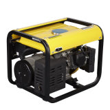 Câblage cuivre 100% d'OIN Hot Sale de la CE 6kw Portable Power Industrial Gasoline Generator (WH7500 H)