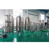 Constructeur automatique de remplissage de bouteilles de l'eau minérale