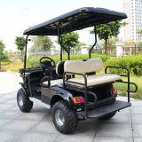 Fabricante de China 4 plazas eléctrica inteligente Buggy Caza Coche (DH-C4)