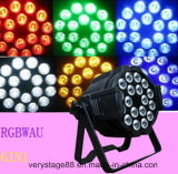 18*15W Rgbwauv 6in1 Stage Wash LED PAR Light