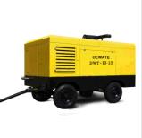 Ce accionado por el motor diesel portable del compresor de aire del tornillo 212-1130cfm