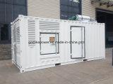 Ce, ISO одобрил генератор Cummins 96kw/120kVA молчком (6BTA5.9-G2) (GDC120*S)