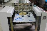 Cas semi-automatique de Yx-650A faisant coller la machine