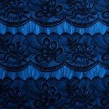 Отверстия шариков самого недорогой платья ресницы Bridal шнурует ткань