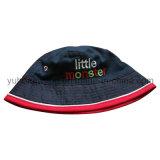 Шлем ведра малыша хлопка/крышка, неповоротливый шлем