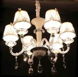 Phine europäische Dekoration-hängendes Beleuchtung-Vorrichtungs-Lampen-Leuchter-Kristalllicht