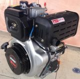 moteur diesel 10HP 4-Stroke refroidi à l'air
