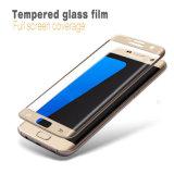 De gebogen Aangemaakte Beschermer van het Scherm van het Glas