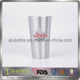 Impression Logo Travel Aluminium Mug