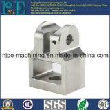 La haute précision faite sur commande en aluminium la base de tube de moulage mécanique sous pression