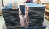 銅の熱交換器のコイルを乾燥する高圧水