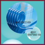 9m Long 16mm Size Blue PU Recoiled Tube