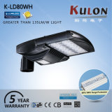 5 años de Warranty 80W Solar LED Street Light