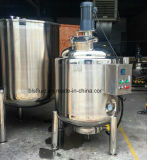 Mélangeur de détergent liquide d'acier inoxydable