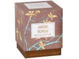 Le luxe a fait la caisse d'emballage de papier de empaquetage de parfum de boîte-cadeau de bougie
