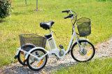 3 rotella Trike da vendere con il cestino posteriore