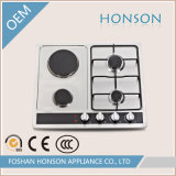 Due Hotplate e Two Burners Gas Hob Gas Cooker