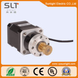 High Resolution를 가진 주문을 받아서 만들어진 Shaft Size Step Motor