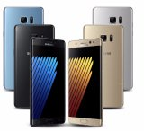 Samsumg 은하 주 7 Sm N930fd 2_cwung_chang 5.7 ' 12MP (자물쇠로 열리는 공장) 64GB 전화