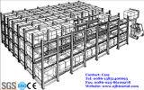 Cremagliera in tensione dinamica del rullo di gravità resistente per memoria del magazzino