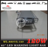 Circulation de 120 DEL 65 '' informant le signal d'échantillonnage Emergency Lightbar