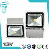 높은 Lumens AC85-265V Outdoor Waterproof 100W LED Floodlight