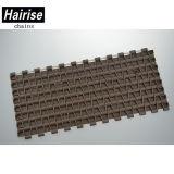 Har5936 POM flache Oberseite-Form-Plastikriemen für Förderanlagen