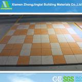 Agua que absorbe no el ladrillo/el azulejo permeables al agua de cerámica del resbalón