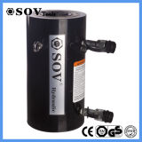 Cylindre hydraulique temporaire de double de soupape d'arrêt (SV26Y)