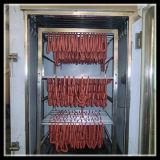 Cortador da bacia do vácuo da carne para fazer o enchimento da salsicha