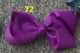 Hairpins серебра металла способа Bowknot декоративные на дети 72