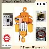10ton Hoist / Electric Chain Hoist com gancho / friction Clutch Hoist (HKD1004S)