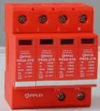 Potência de C.A. da classe D três supressor de impulso de Imax 20ka das fases