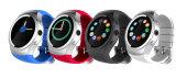 GPSの位置の心拍数のモニタが付いているスマートな腕時計の電話