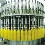 3 en 1 máquina de rellenar del jugo automático de la botella de cristal