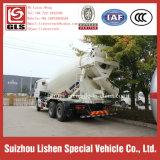 SaleのためのShacman 6X4 Concrete Mixer Truck 12 M3 Concrete Pump Truck