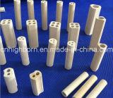 Pièces en céramique isolantes d'oxyde de magnésium