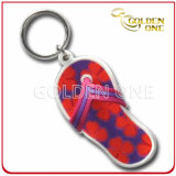 Alta qualidade barato personalizado Soft PVC Silicone Keychain