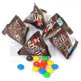 Máquina de empacotamento do saco do triângulo dos feijões do chocolate