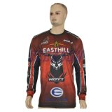 2016 Sublimated a camisola por atacado da pesca do competiam