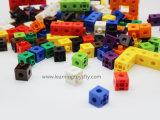 2016年Hotsaleの教育学習のおもちゃ、プラスチック急なポップアップ立方体の
