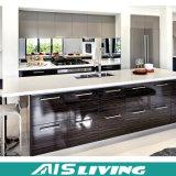 Mobília modular barata do gabinete de cozinha do armazenamento (AIS-K040)