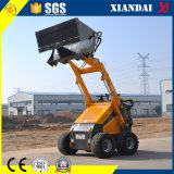 Mini Sweeper em Skid Steer Loader Xd380