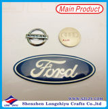 Metal Logo Customized Metal Car Logo를 위한 차 Logo Zinc Alloy Metal Label