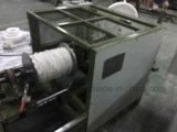 Cuerda de papel que hace la máquina